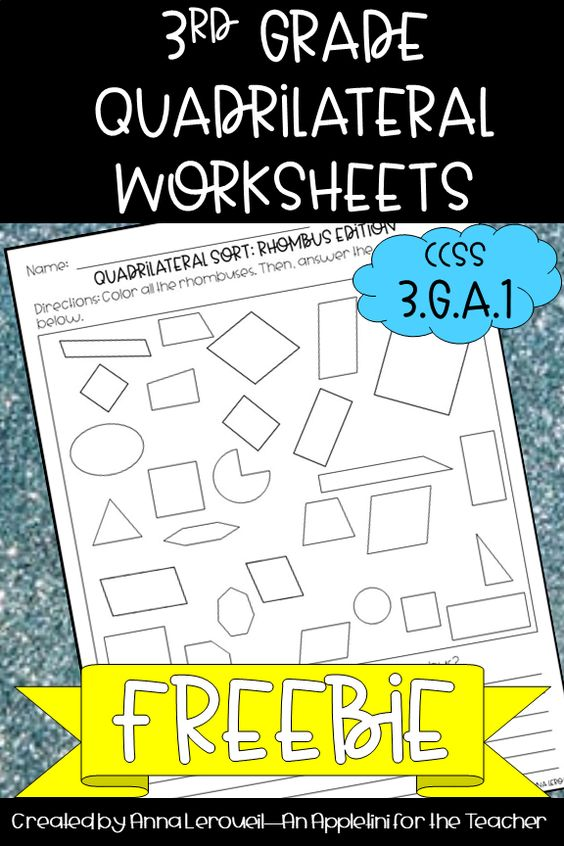 Geometry Worksheets Quadrilaterals And Polygons Worksheets Geometry Worksheets Quadrilaterals Worksheet Teaching Geometry
