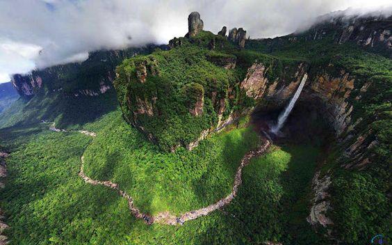 A cachoeira mais alta do mundo - Salto do Anjo - Venezuela ... melhordoplaneta.blogspot.com640 × 400Pesquisa por imagem Página de Carlos Luiz Silva - A cachoeira mais alta do mundo - Salto do Anjo - Venezuela
