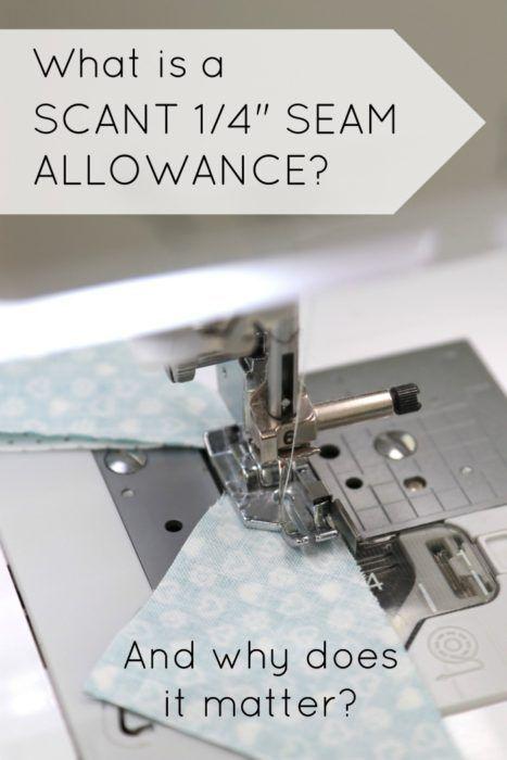 21+ Seam allowance guide tool ideas
