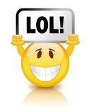 """Quem navega na internet, utiliza a palavra lol, mas o que a maioria não sabe é o que ela significa, nem sequer a sua origem. """"Lol"""", a  abreviatura criada pelos americanos da frase """"laughing out loud"""". Traduzida para portugês quer dizer muitas risadas, ou rir com imensa vontade e bem alto. Agora já fica com a ideia de quando deve ou não aplicar esta palavra nas suas conversas."""
