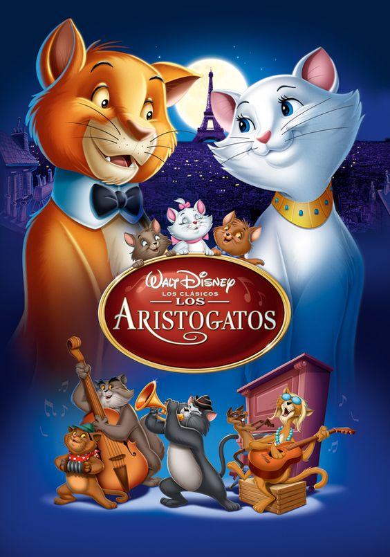 Los Aristogatos Peliculas Clasicas De Disney Los Aristogatos Pelicula Aristogatos