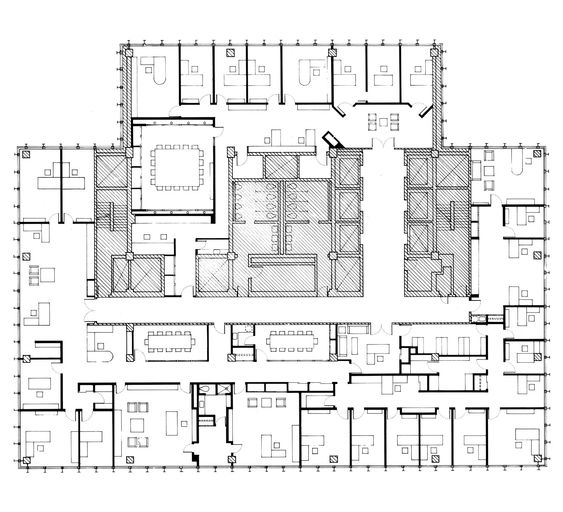 A84240aee0c973d19249d182217f2692 Building Plan On Seagram Building Plan