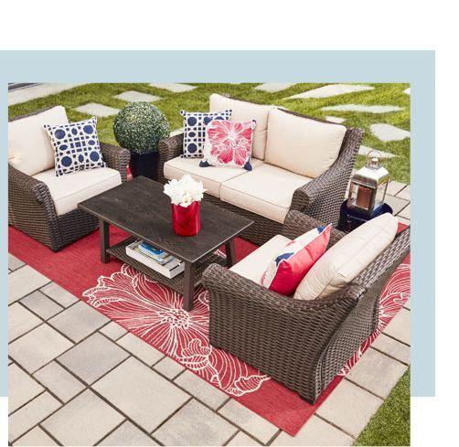 Patio Furniture Lowe S Canada, Ikea Outdoor Patio Furniture Canada