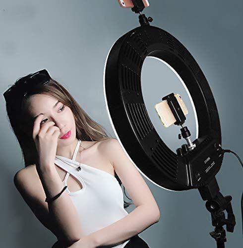 TrendMax 18 Inches Big LED Ring Light for Camera, Phone tiktok ...
