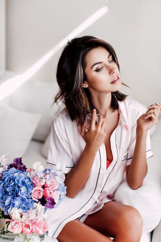 بهترین روش تشخیص بوی عطر-خانومی