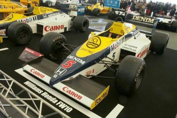 Williams FW10 HONDA 1985