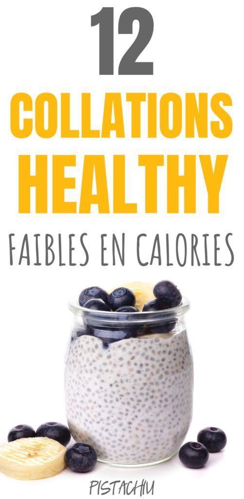 12 Collations Healthy Pour La Perte De Poids Pistachiu Recette Faible En Calorie Maigrir Sainement Collations