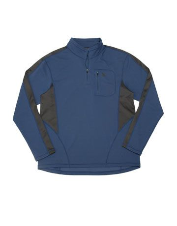 A quarter zip workout jacket for all-season outdoor wear, the Nike ACG features Nike's own patented Sphere Fit Dry technology so that your sweat doesn't stick. This encourages you to keep your jacket on even when you feel warm in the cold outdoors. ($50, dickssportinggoods.com)   - Esquire.com