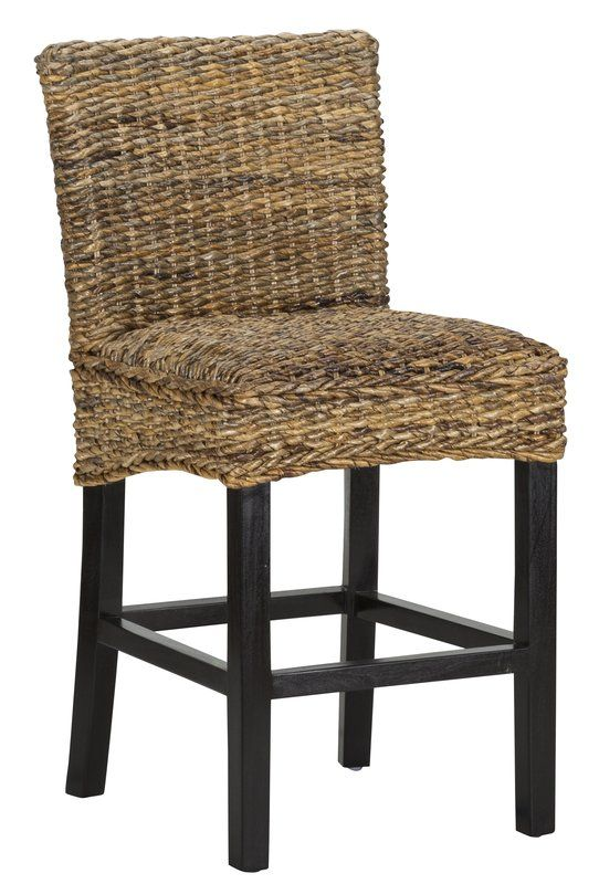 Samsel Bar Counter Stool Classic Home Furniture Rattan Counter Stools Counter Stools