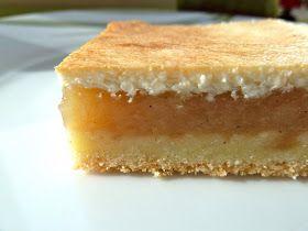 Frische Brise: Apfelmuskuchen