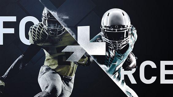 NFL Network Promo by Omer Avarkan, via Behance