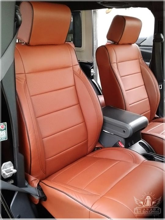 2007 2012 Jeep Wrangler Custom Leather Upholstery Jeep