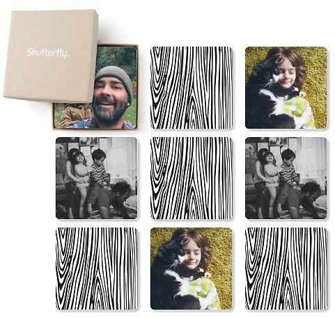 Shutterfly | Free Glossy Memory Games: Today only, Shutterfly is offering a Memory Game with Glossy Finish for free… #coupons #discounts