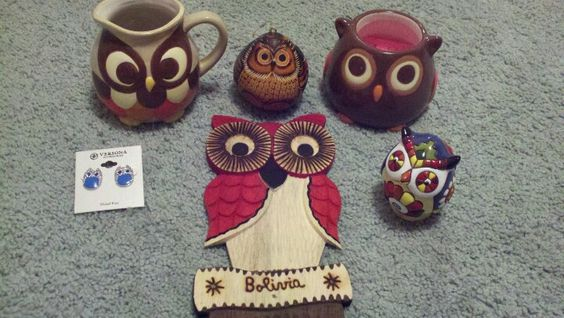 My buho collection!