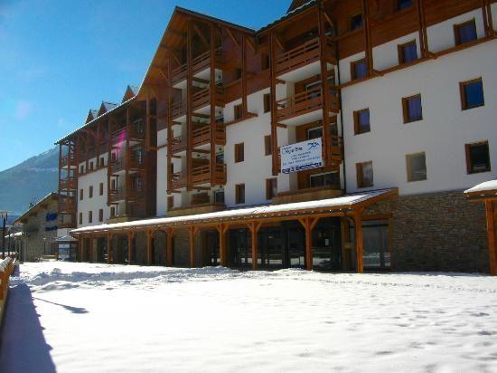 Residence Nemea Laigle Bleu Promo Sejour Ski Pas Cher Location Serre Chevalier