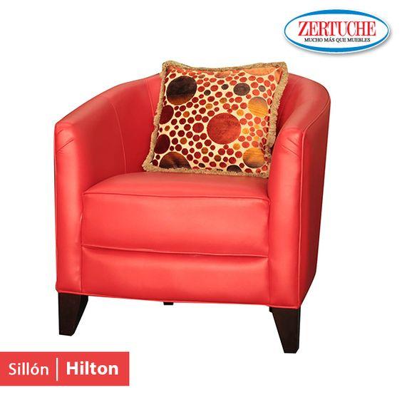 Sill n hilton sill n exclusivo en estilo contempor neo con - Sillones contemporaneos ...