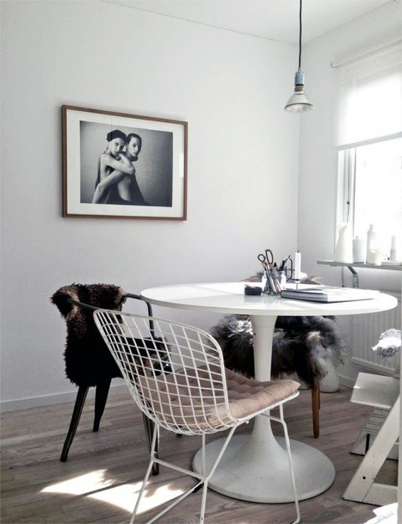 5 times ikea looked deceptively elegant nooks for Docksta dining table