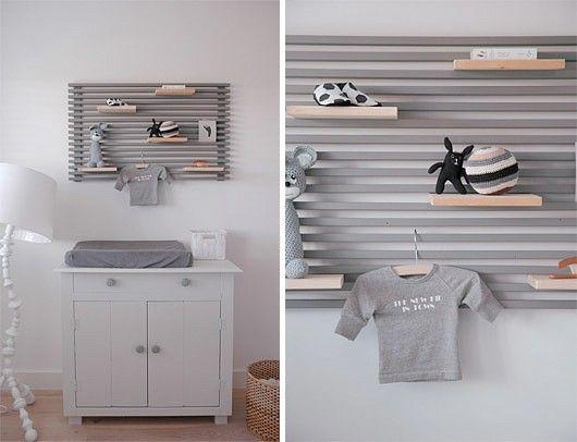 Easy DIY Shelving: Genius and stunning too! | nooshloves