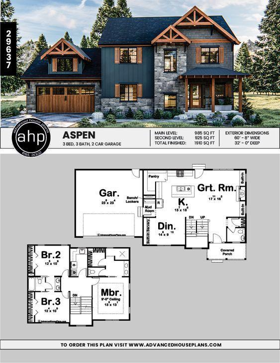 42 Totally Inspiring Bedroom Interior Design Ideas Bedroom Design Ideas Inspiring Interior Totally In 2020 Sims House Plans Family House Plans Dream House Plans