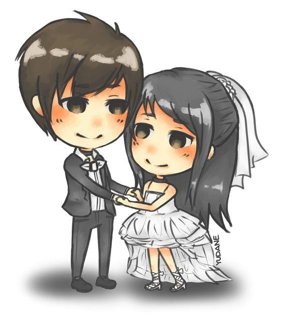 chibi couple | Chibis and anime/manga | Pinterest | Anime ...
