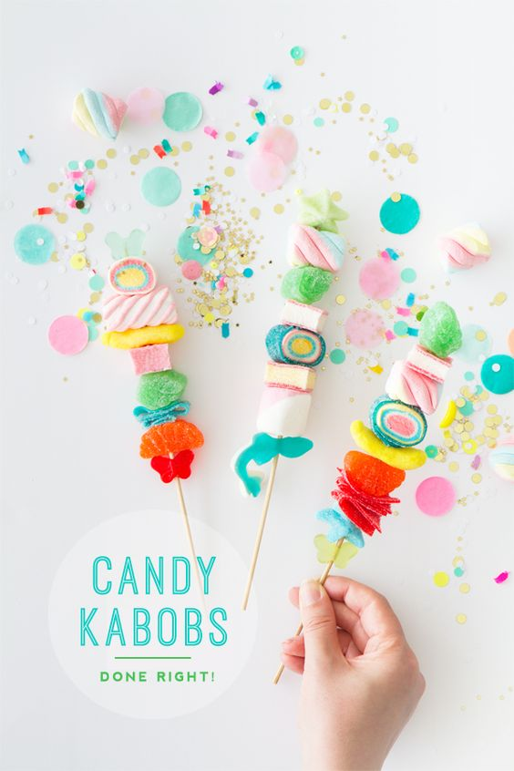 7 Tips to Make Perfect Candy Kabobs!   Oh Happy Day!   Bloglovin'