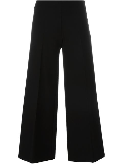 Achetez Love Moschino pantalon crop à coupe ample.