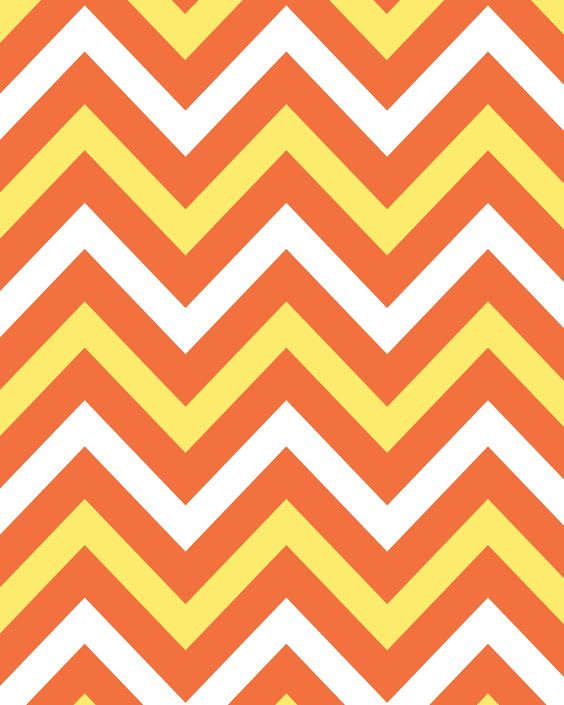 candy corn colored chevron 8x10 background free printable