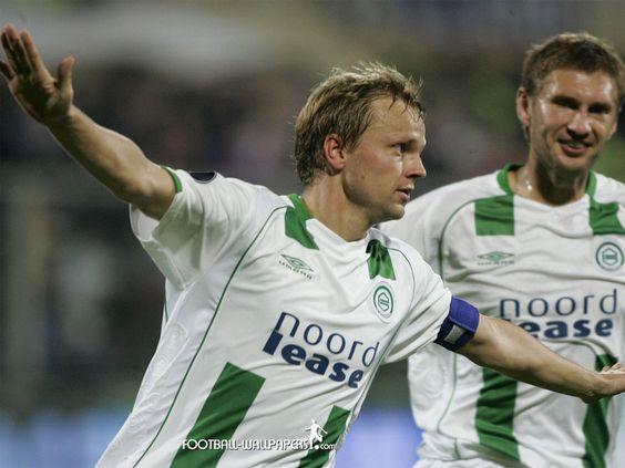 Erik Nevland bij FC Groningen