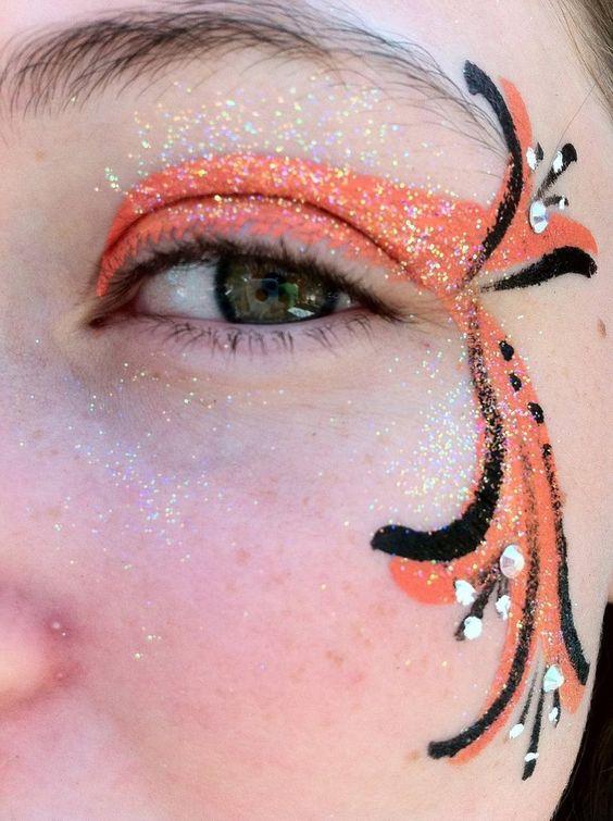 Image detail for -Renaissance Fair Facepaint by ~NaviKing on deviantART