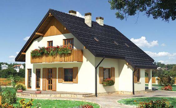 Modele de case din lemn oferta 2013 modele de case pe for Modele de balcon din lemn