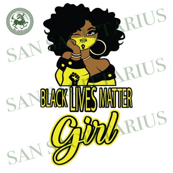 Pin On Black Girl Magic Svg Png Dxf Eps Cricut Silhouette