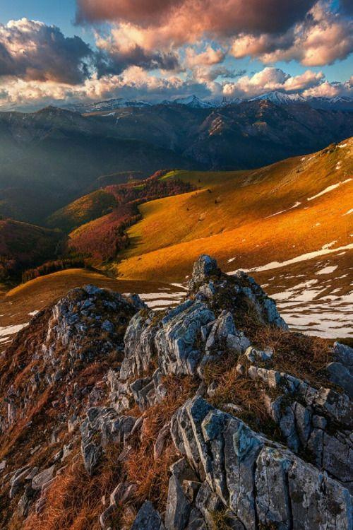 Oslea Mountains, Romania