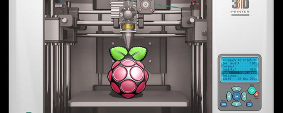 12 Raspberry Pi Projects for Your 3D Printer