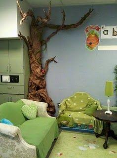 Bulletin Board Paper Tree