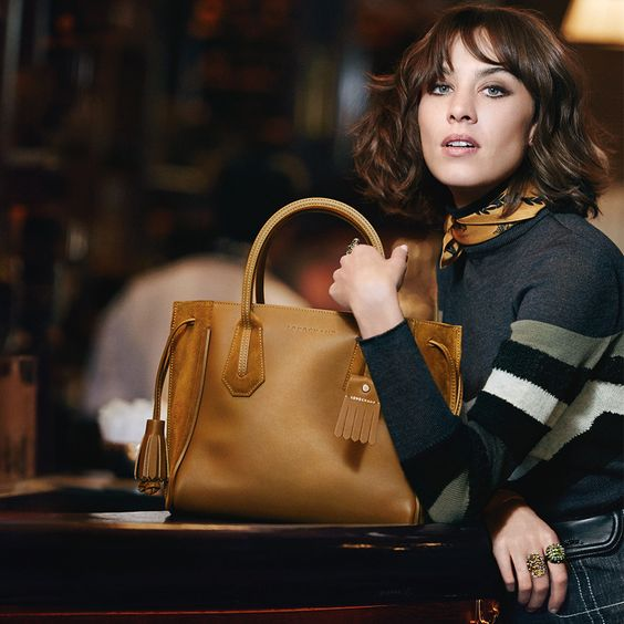 Longchamp Fall 2016 new campaign. Discover it on www.longchamp.com