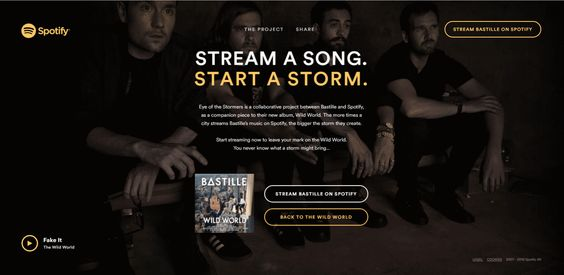 #campaña #marketing #musical #bastille: