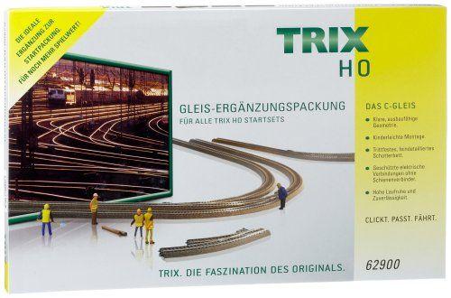 TRIX H0 62900 Gleisergänzung Trix H0 für Startsets