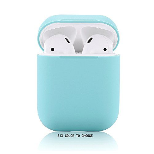 Airpods Case Teyomi Protective Silicone Cover Skin With S Https Www Amazon Com Dp B07bdjmz6j Ref Cm Sw R Pi Dp U X 0 Apple Cases Silicone Cover Case Cover