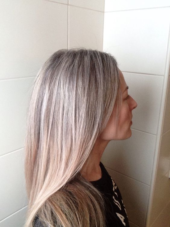 Grey S The New Blonde 115