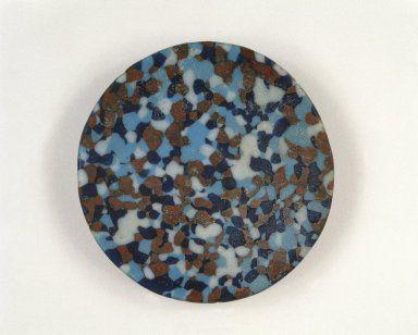 Circular Dish, ca. 1390-1353 B.C.E.