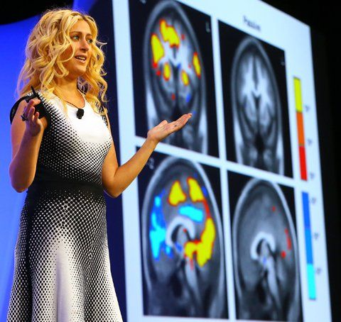 Jane McGonigal - gaming and the brain