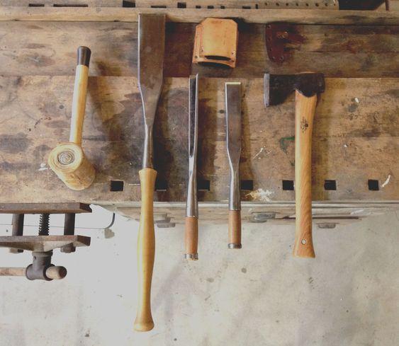 timber framing basics rawhide mallet barr 3 slick barr corner chisel