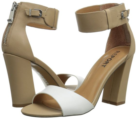 Amazon.com: Report Women's Madysan Dress Sandal: Clothing