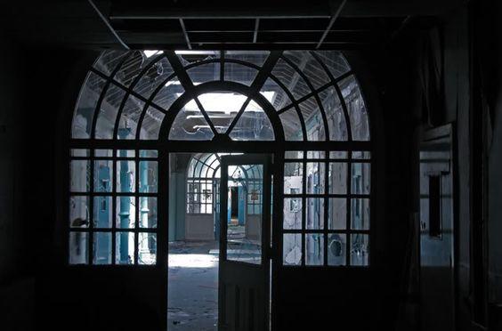 Wittingham Asylum 9/06/07 by Syme.