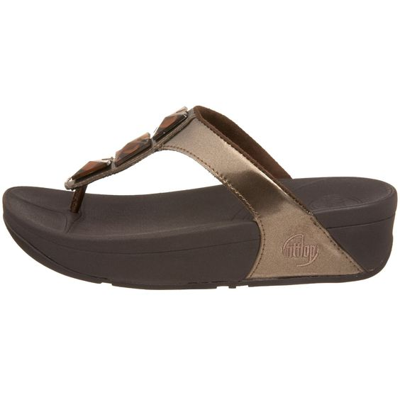 flip flops for women | ... : FitFlop Women's Pietra Toning Flip Flop