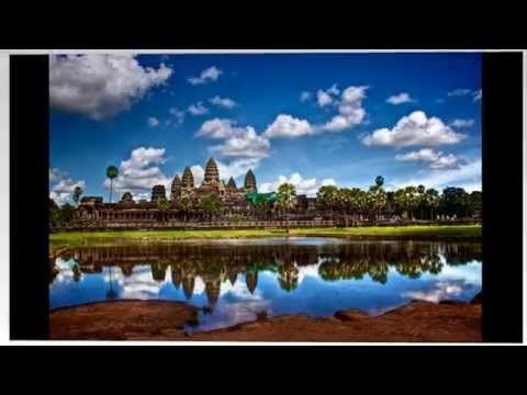 8 Most Amazing Cambodia Magnificent Angkor Wat Temples You Didn't Know Existed