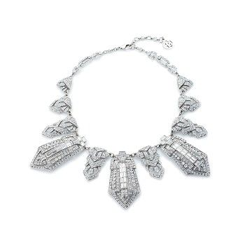 1920s Gatsby Necklace by Ben Amun | Thomas Laine