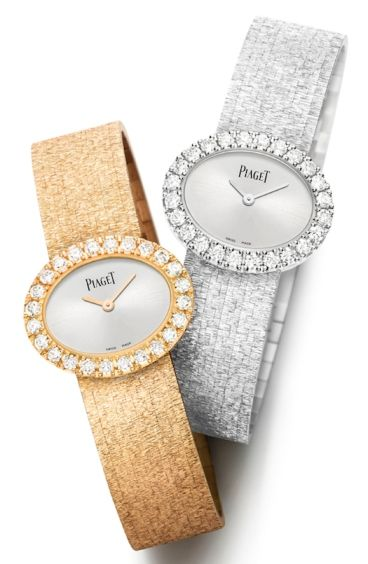 Piaget Traditional Oval ladies watches