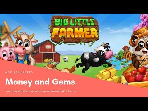 Big Little Farmer Mod Apk Adalah Salah Satu Game Pertanian Offline