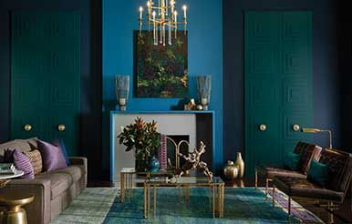 2017 Colormix - Sherwin Williams | noir: